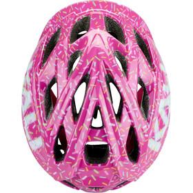 Kali Chakra Sprinkles Casque Enfant, pink